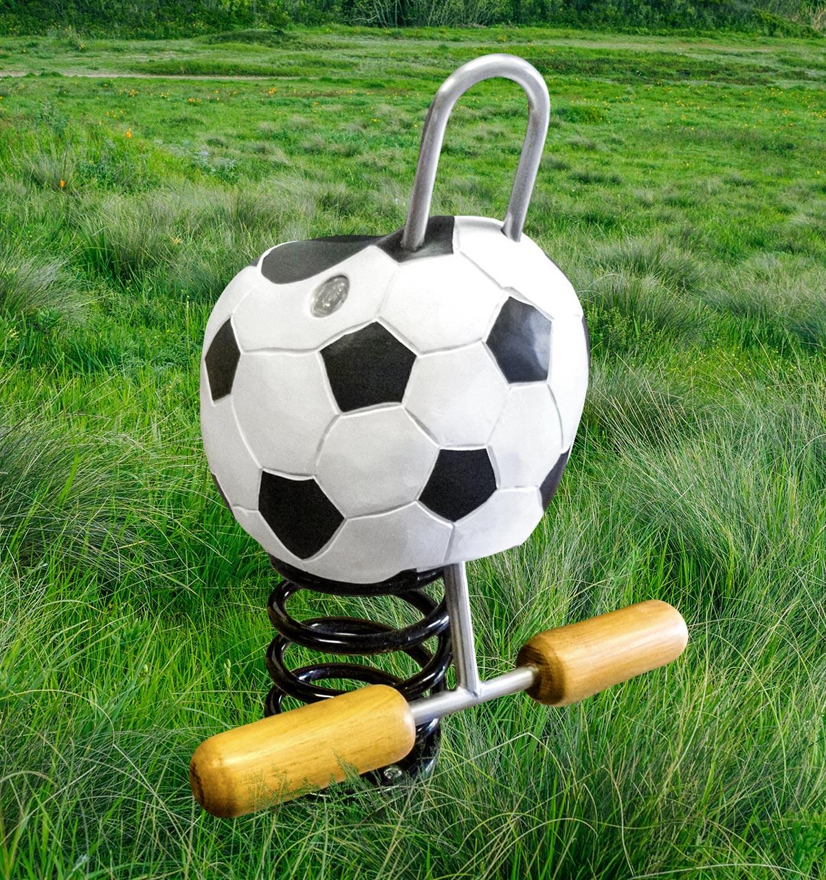 P 141 Federwipper Fußball | Wackelfußball