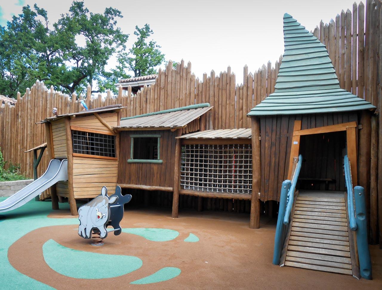 Parc Asterix, Frankreich
