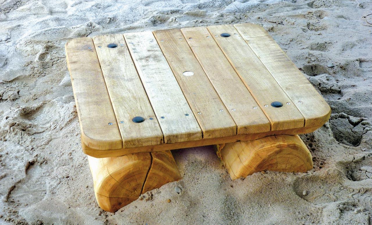 R 46 Kleiner Sandspieltisch