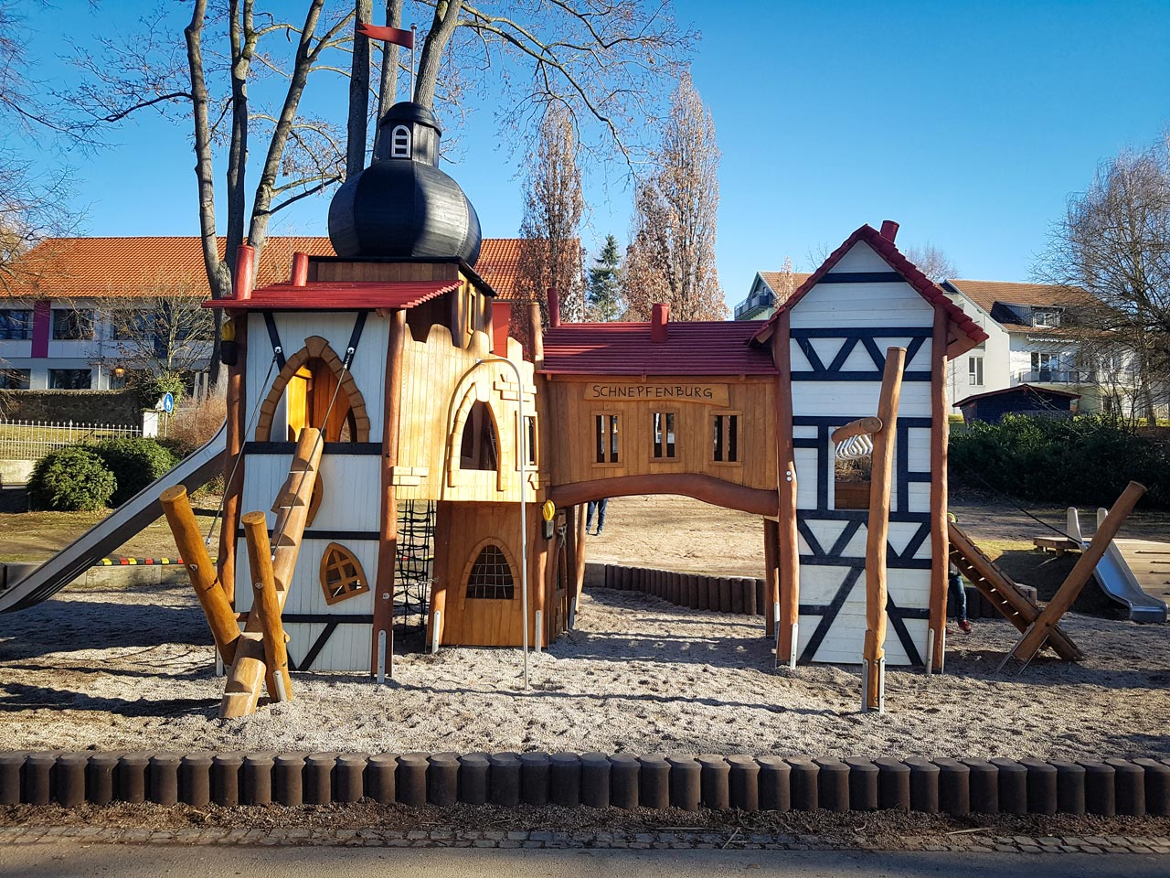 Schnepfenburg, Bad Salzungen