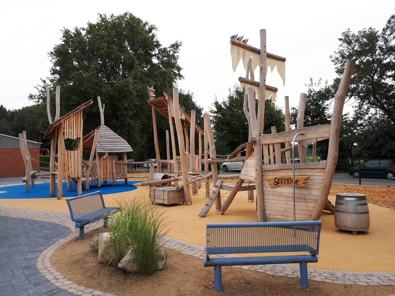 Seepark Schule Wesermünde