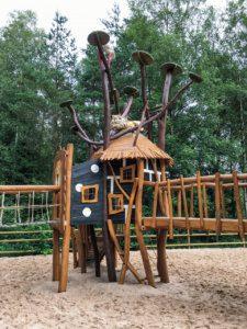 Simba Land Borås Djurpark, Schweden, Themenspielplatz Simba