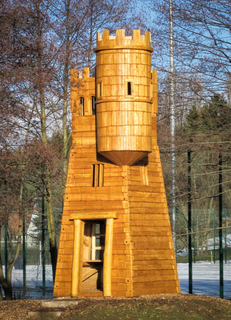 T 29 Goldbergturm