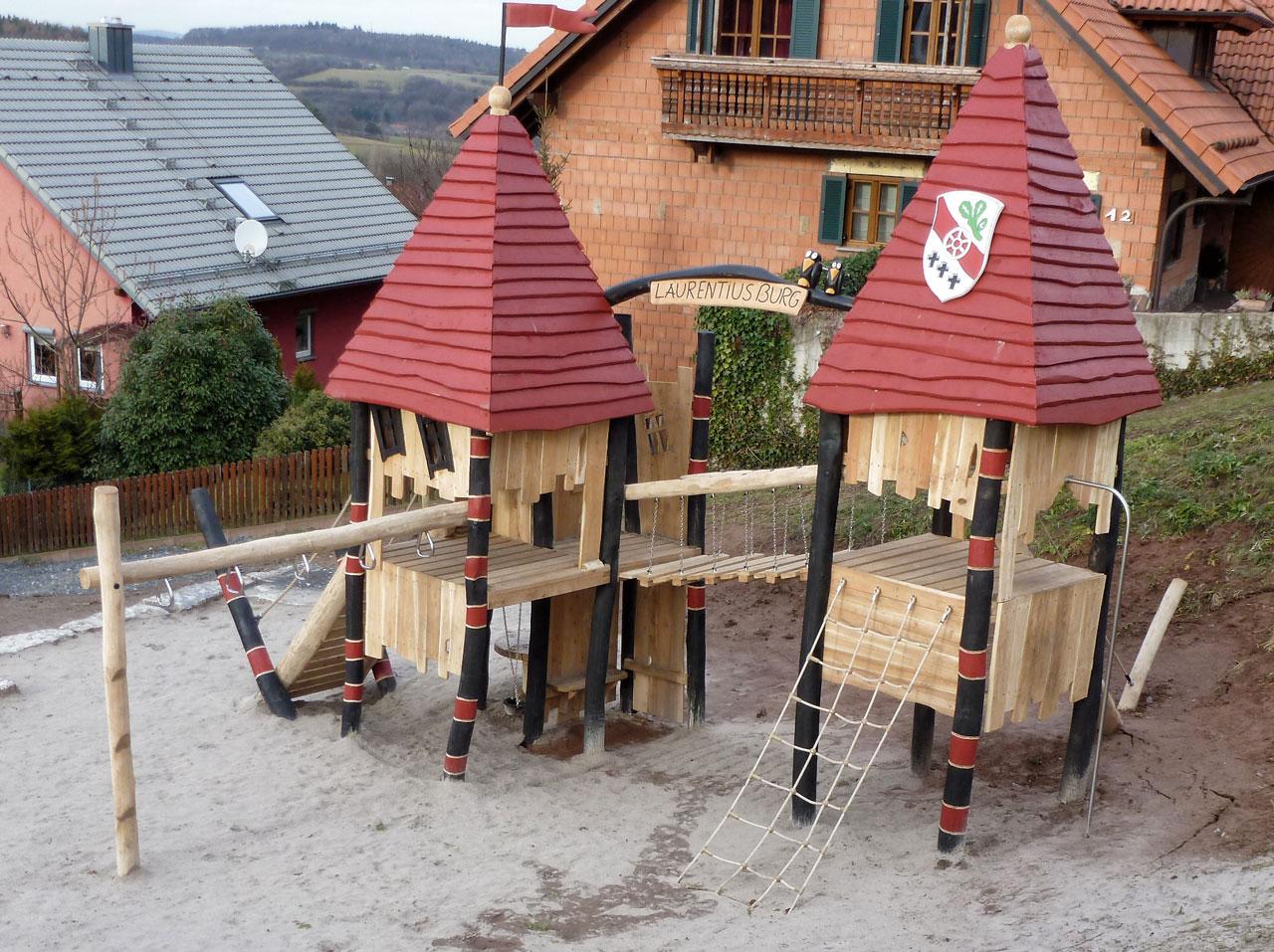 T 42 Spielplatz Laurentiusburg