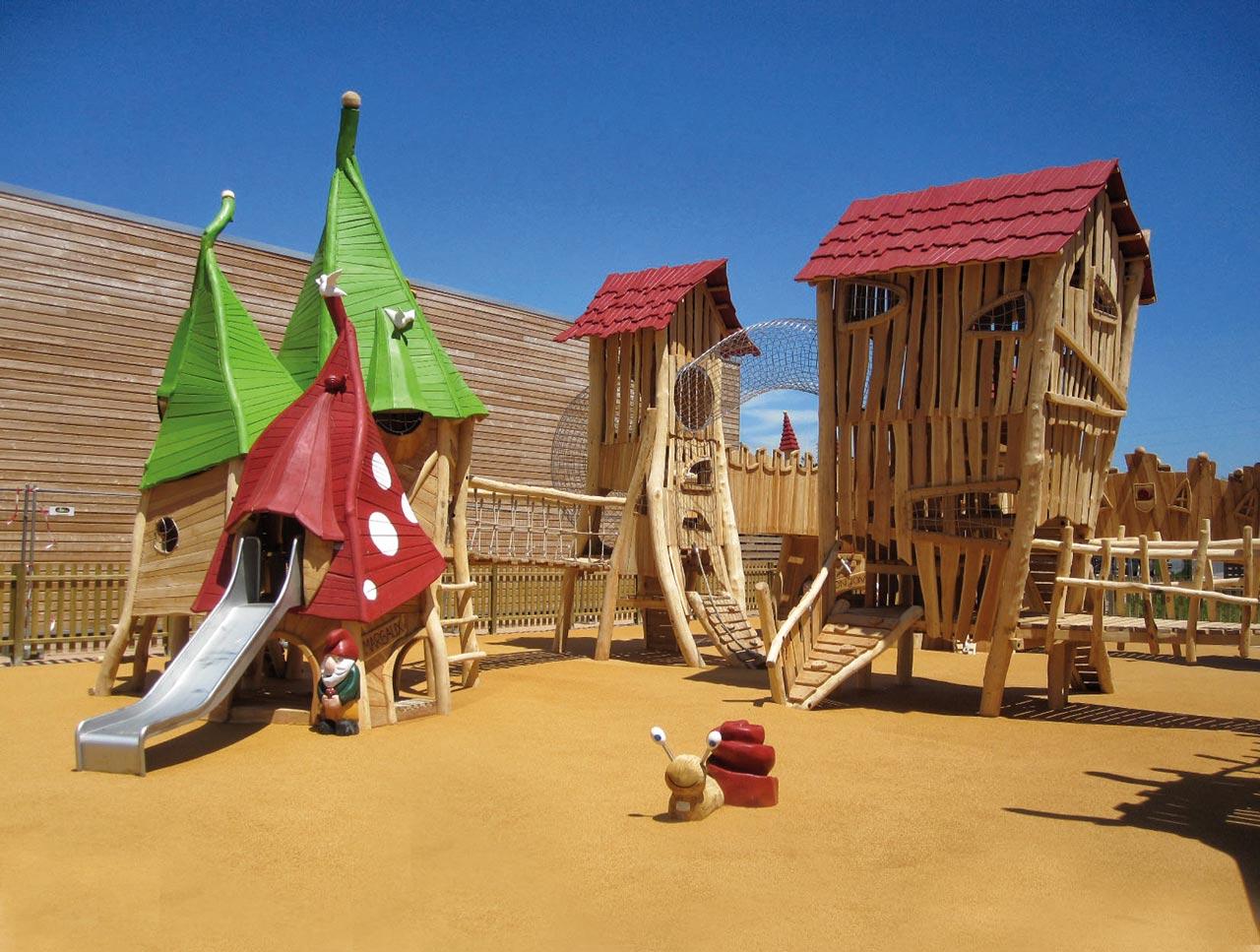 T 55 Riesenburg Salaise Spielplatz