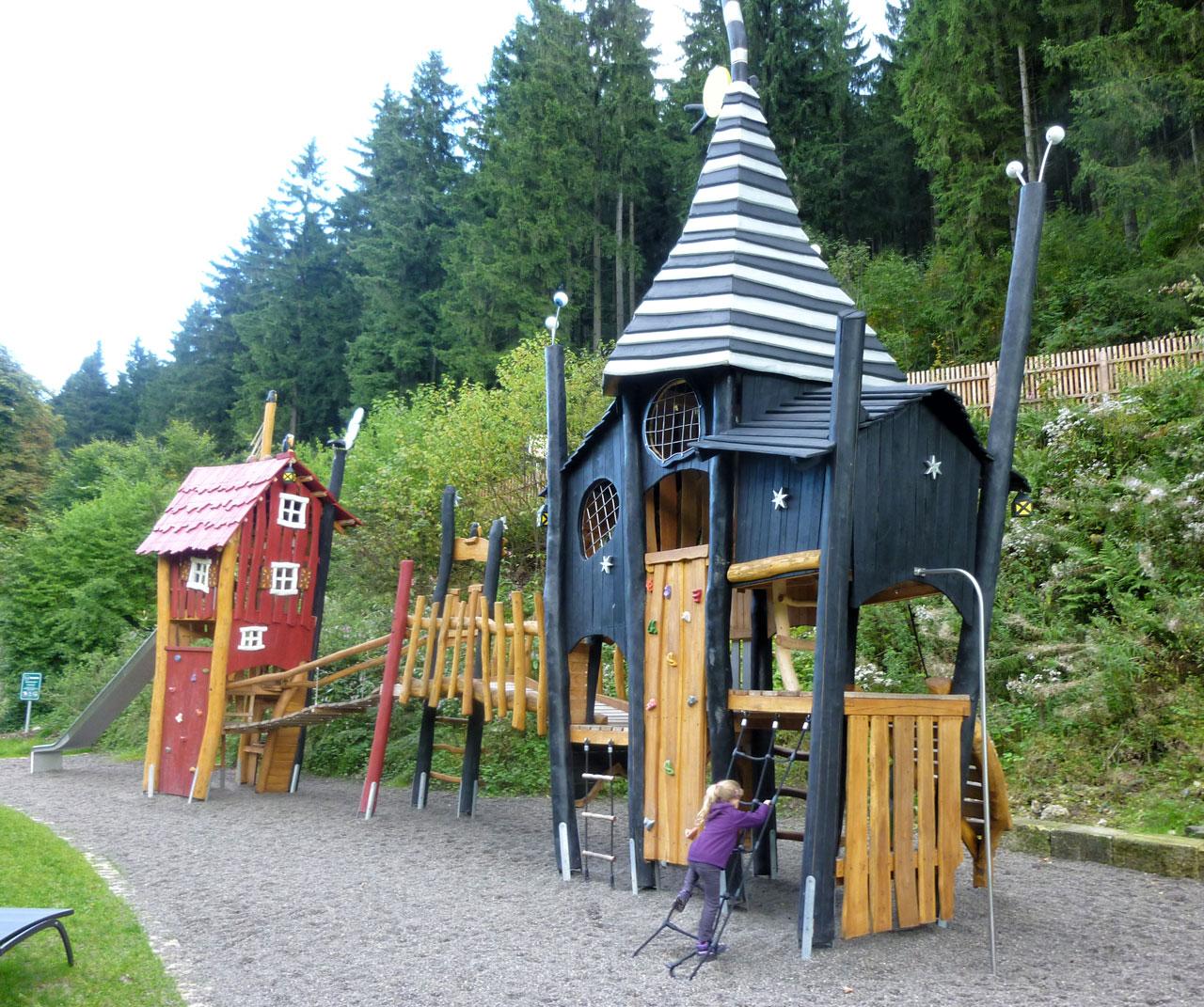 T 65 Spielplatz Zauberburg Osterode
