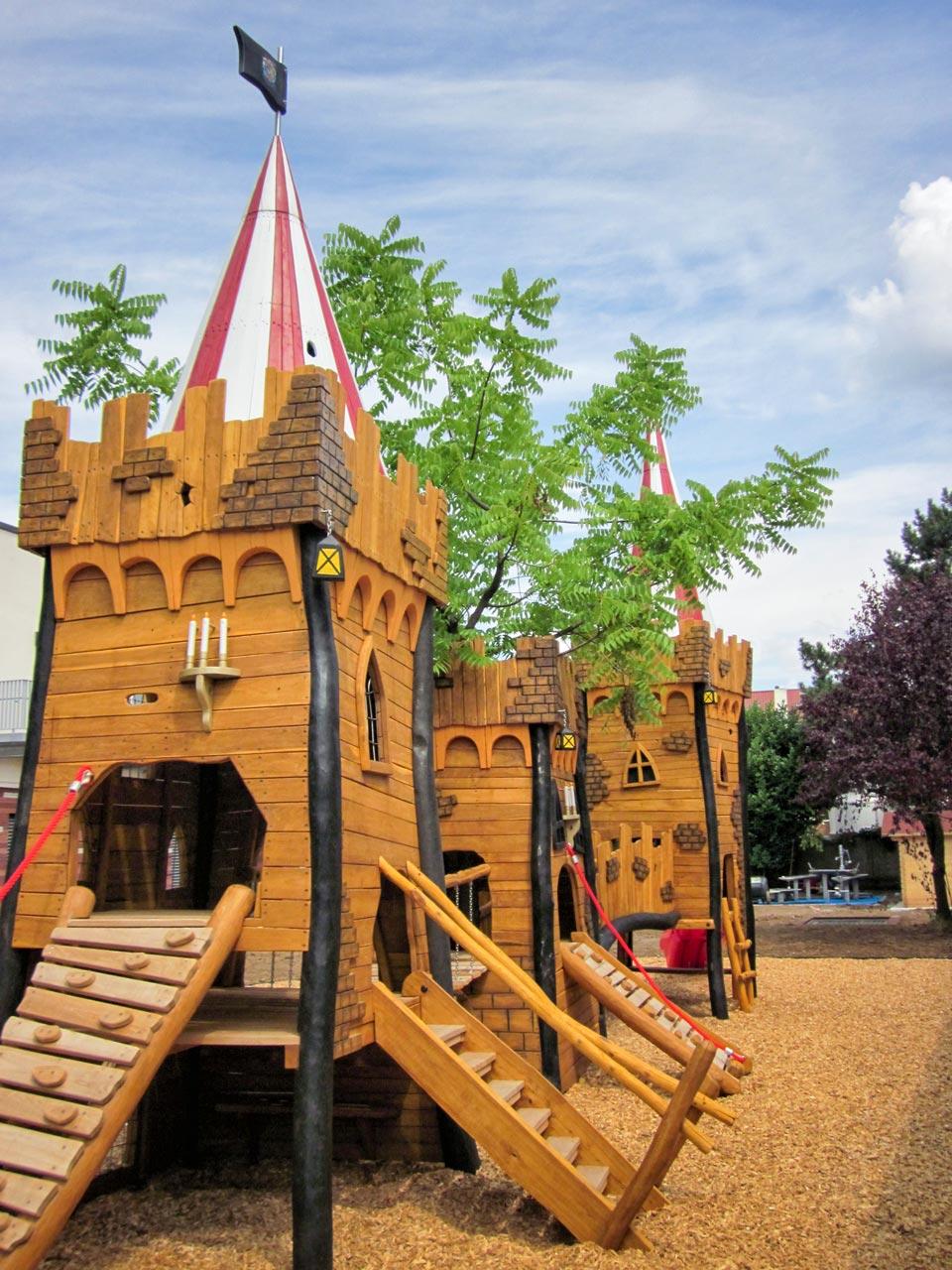 T 73 Ritterburg Spielplatz Heilbronn